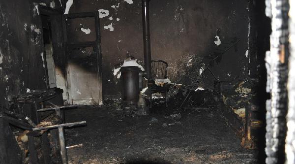 Çorum'daki Yangin Faciasi Kurbanlarina Otopsi