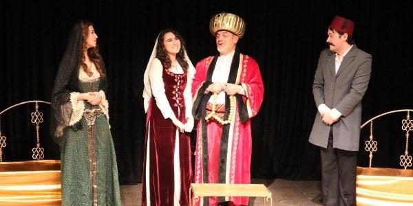 Çsm, Tiyatro Festivalinde Başkenti Temsil Edecek