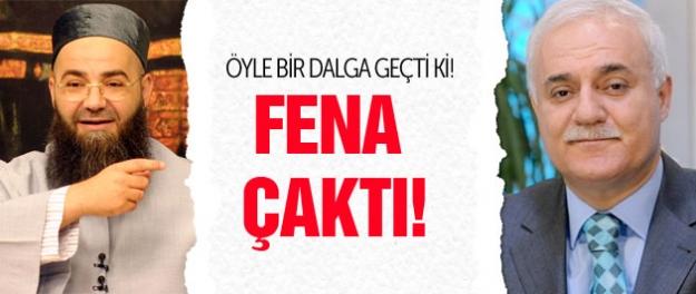 Cübbeli Hoca Nihat Hatipoğlu'na fena çaktı!