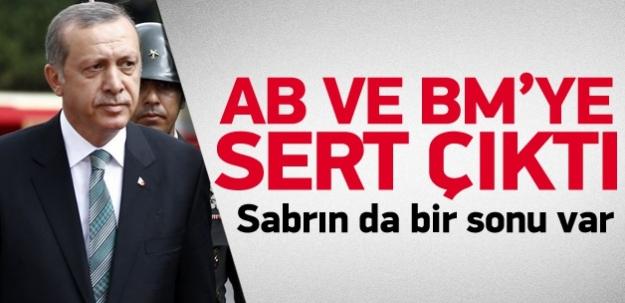 Cuhmurbaşkanı Erdoğan KKTC'de konuştu