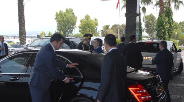 Cumhurbaşkanı Abdullah Gül, İzmir'den Ayrıldı