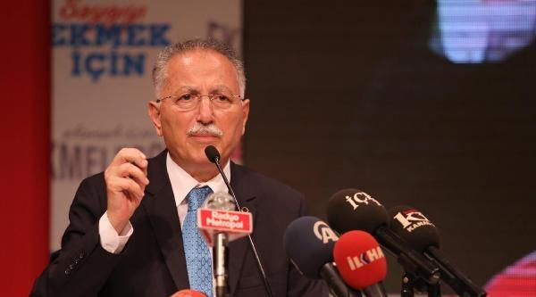 Cumhurbaşkanı Adayı Ekmeleddin İhsanoğlu Adana'da (6)