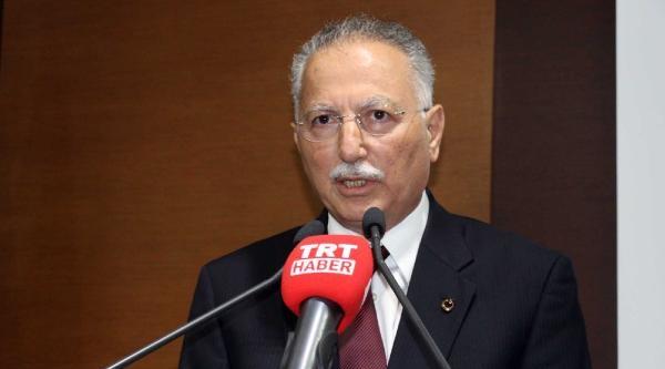 Cumhurbaşkanı Adayı Ekmeleddin İhsanoğlu Adapazarında (2)