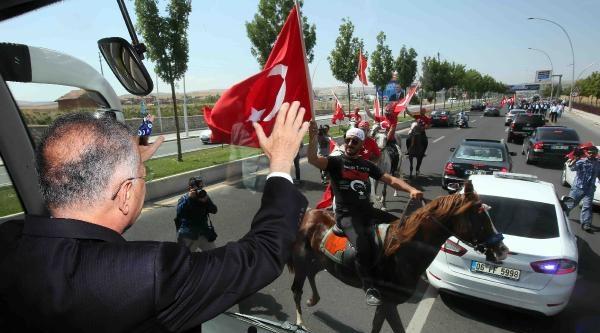 Cumhurbaşkanı Adayı İhsanoğlu Ankara'da / Ek Fotoğraflar