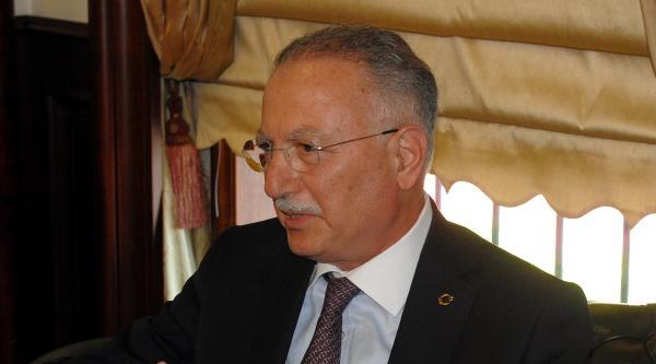 Cumhurbaşkanı Adayı İhsanoğlu, Memleketi Yozgat'ta
