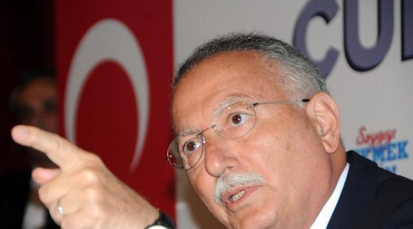 Cumhurbaşkanı Adayı İhsanoğlu: Türkiye Rejim Arayışında Değil