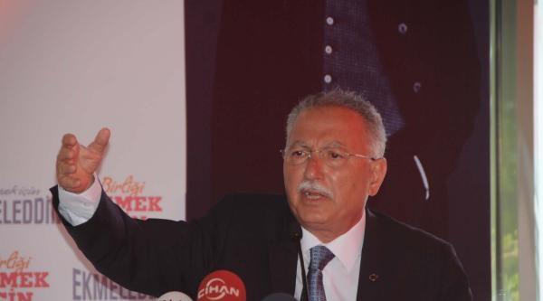 Cumhurbaşkanı Adayı İhsanoğlu: Türkiye Rejim Arayışında Değil (2)