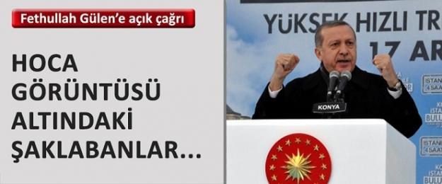 Cumhurbaşkanı Erdoğan: 17 ve 25 Aralık'tan sonra asıl yüzlerini gördük