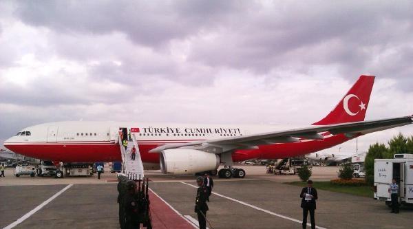 Cumhurbaşkanı Erdoğan, İlk Yurtdışı Gezisine 'tur' Adı Verilen Yeni Uçağıyla Gidecek