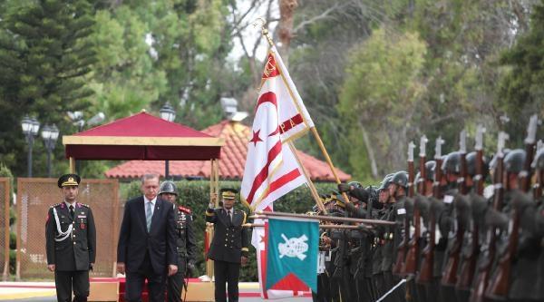 Cumhurbaşkanı Erdoğan Kktc'de (2)