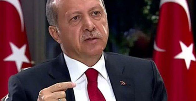 Cumhurbaşkanı Erdoğan, koalisyon için yol haritasını belirledi