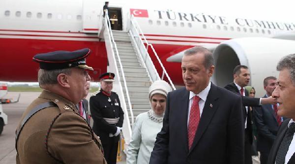 Cumhurbaşkanı Erdoğan, Nato Zirvesi İçin Galler'de