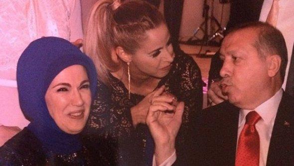 Cumhurbaşkanı Erdoğan'dan Niran Ünsal'a destek
