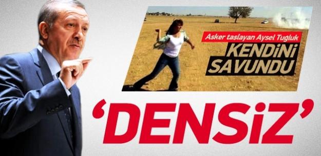 Cumhurbaşkanı Erdoğan'dan Tuğluk'a sert çıkış