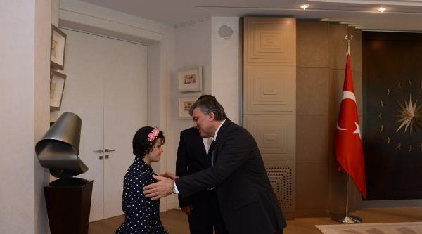 Cumhurbaşkanı Gül, 19 Mayıs'ta Gençleri Kabul Etti