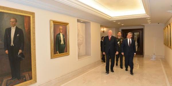 Cumhurbaşkani Gül: Ab Üyesi Ülkelerin, Müzakere Sürecimizi Tikamamalari Lazim / Fotoğraflar