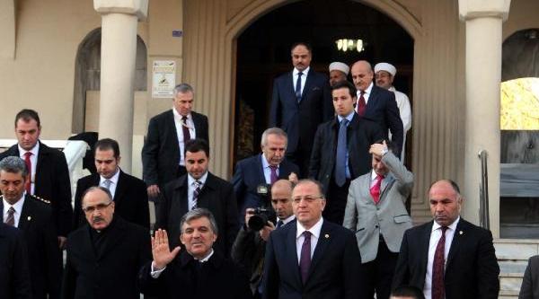 Cumhurbaşkani Gül: Ab'nin Sert Vize Uygulamasi Kabul Edilemezdi (2)