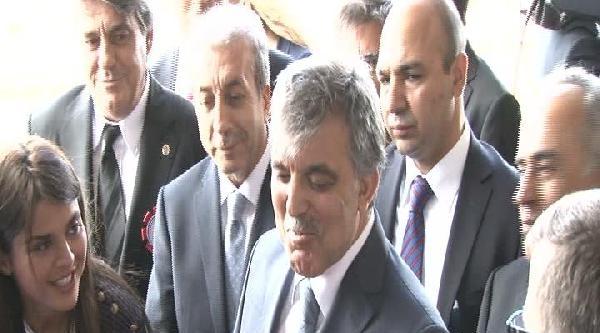 Cumhurbaşkanı Gül: Aday Olmayacağım, 28 Ağustos'ta İnşallah Görev Sürem Bitecek