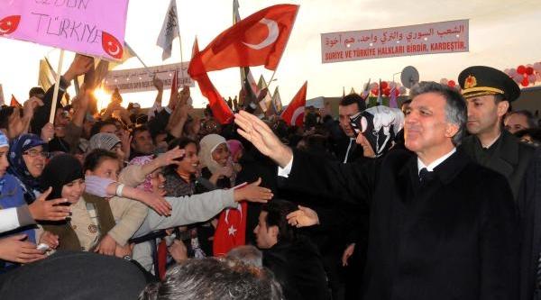Cumhurbaşkani Gül: Anayasa Mahkemesi Karari Çok Önemli (4)