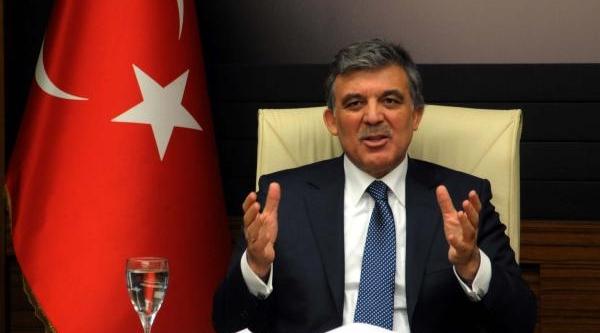 Cumhurbaşkani Gül: Anayasa Mahkemesi Karari Çok Önemli (5)