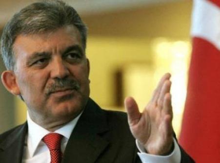 Cumhurbaşkanı Gül: Askerimiz Teyakkuzda