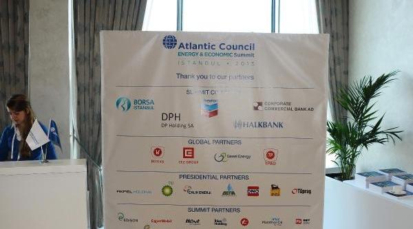 Cumhurbaşkani Gül, Atlantik Konseyi 5. Enerji Ve Ekonomik Zirvesi'nde Konuştu
