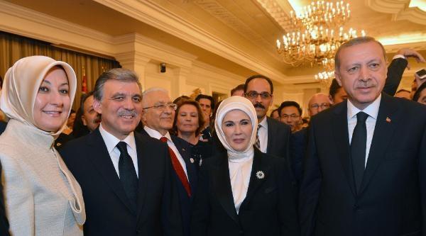 Cumhurbaşkanı Gül: Başbakan Recep Tayyip Erdoğan'ı Canı Gönülden Tebrik Ediyorum (ek Fotoğraf)