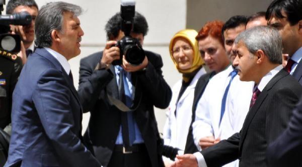 Cumhurbaşkanı Gül: Bir Daha Böyle Acılar Yaşamayalım