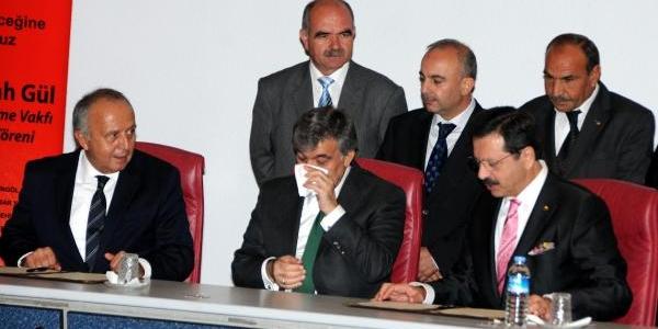Cumhurbaşkani Gül; 'büyükşehirleri Nüfus Metropol Yapmaz' (2)