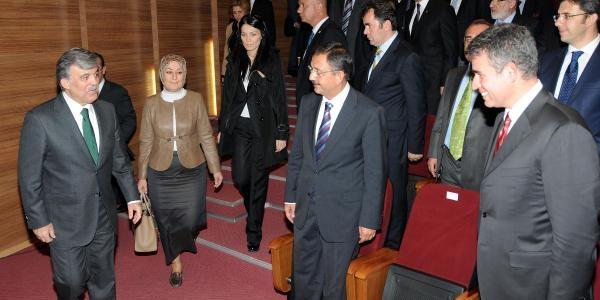 Cumhurbaşkani Gül; 'büyükşehirleri Nüfus Metropol Yapmaz' (3)