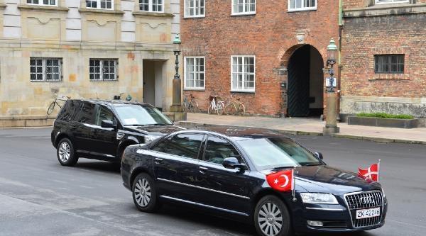 Cumhurbaşkanı Gül, Danimarka Parlamento Başkanı Lykketoft İle Görüştü