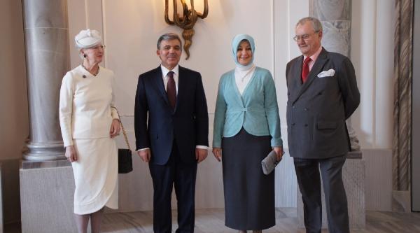 Cumhurbaşkanı Gül, Danimarka'da