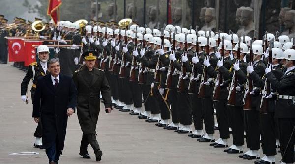 Cumhurbaşkani Gül: Demokrasi, Check-Balance Dediğimiz Denge Sistemlerinin Olup Bunlarin Bir Ahenk Içerisinde Yönetilmesidir