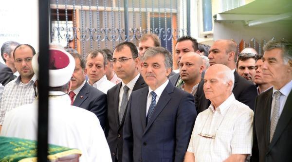 Cumhurbaşkanı Gül, Deniz Manzarasıyla Dinlendi (2)