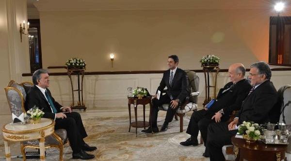Cumhurbaşkani Gül: Devlet Içerisinde Ayri Yapilanmalar Asla Olamaz