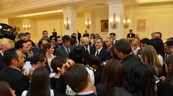 Cumhurbaşkanı Gül: Görevim Bittikten Sonra Şüphesiz Ki Partime Dönmek, Bu Da En Doğal Olan Şeydir