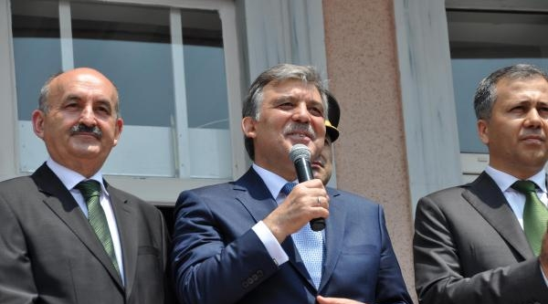 Cumhurbaşkanı Gül: Irak İç Savaş Ve Mezhep Çatişmasi Görüntüsü Veriyor / Ek Fotoğraflar