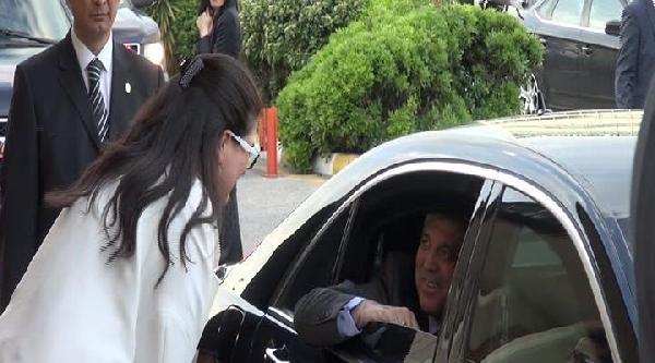 Cumhurbaşkanı Gül İstanbul'a Geldi