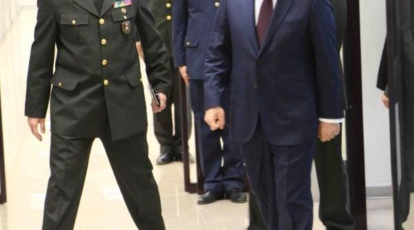 Cumhurbaşkani Gül, Kara Harp Okulu'nu Ziyaret Etti / Ek Fotoğraflar