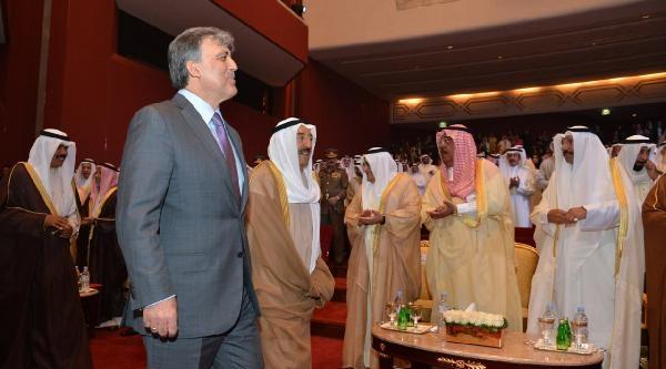 Cumhurbaşkanı Gül, Kuveyt Opereti'ni İzledi