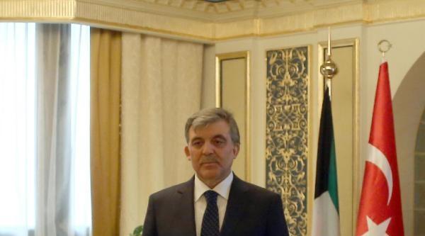 Cumhurbaşkanı Gül, Kuveyt'te Temaslarda Bulundu (2)