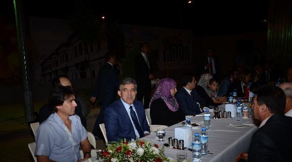 Cumhurbaşkanı Gül Malatya'da (2)