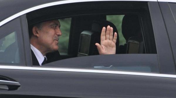 Cumhurbaşkani Gül Samsun'a Geldi