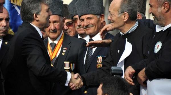 Cumhurbaşkani Gül Samsun'a Geldi (2)