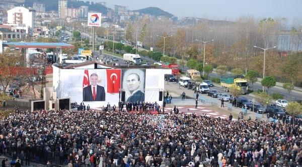 Cumhurbaşkani Gül Samsun'a Geldi (3)