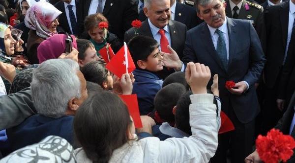 Cumhurbaşkani Gül: Türkiye'nin Geleceği Çok Parlak (2)