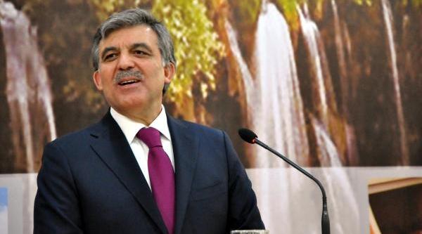 Cumhurbaşkani Gül: Türkiye'nin Geleceği Çok Parlak (5)