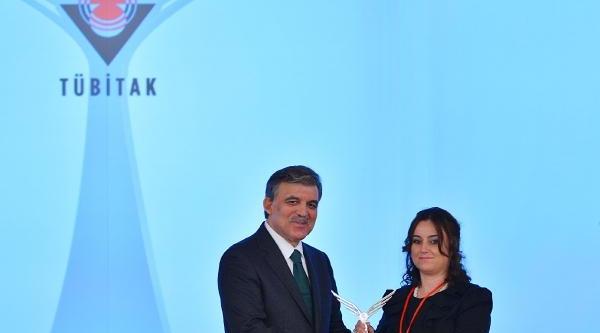 Cumhurbaşkani Gül : Türkiye'nin Muhakkak Kendi Teknolojisini Üretmesi Gerekir / Ek Fotoğraflar