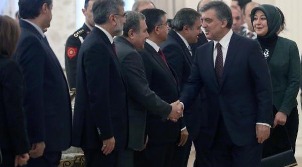 Cumhurbaşkani Gül Ve Bakan Güler Operasyonun Ardindan Ilk Kez Bir Arada / Ek Fotoğraflar