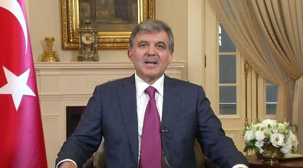 Cumhurbaşkanı Gül'den '7 Yılın Samimi Muhasebesi'